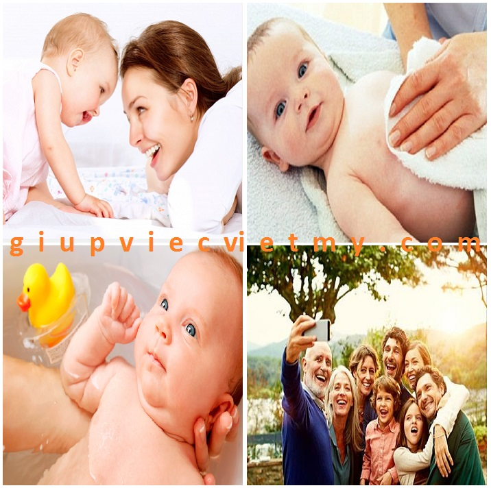 dịch vụ chăm sóc trẻ em sơ sinh tại tphcm