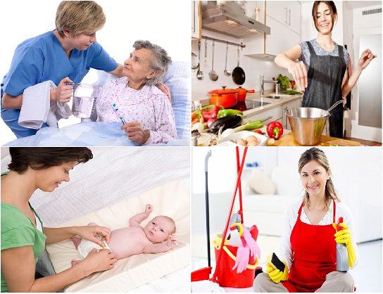 dịch vụ giữ em bé quận 3 chuyen nghiep